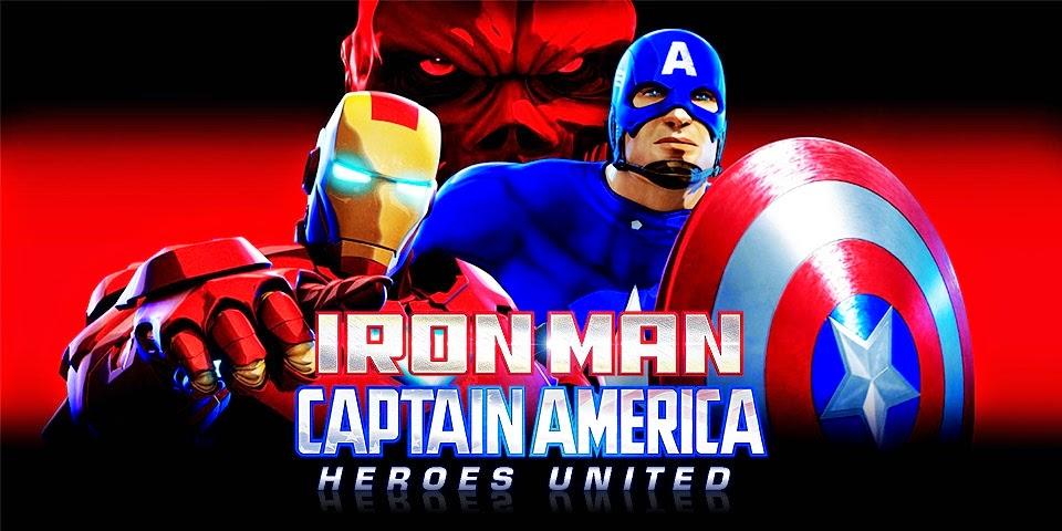 Xem phim Iron Man And Captain America: Heroes United - Người Sắt Và Đại Úy Mỹ: Anh Hùng Hội Tụ Vietsub