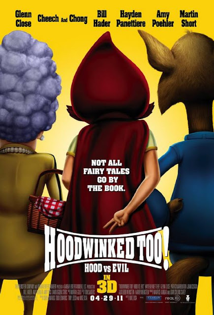 Hoodwinked Too - Hollywood Movies to Watch