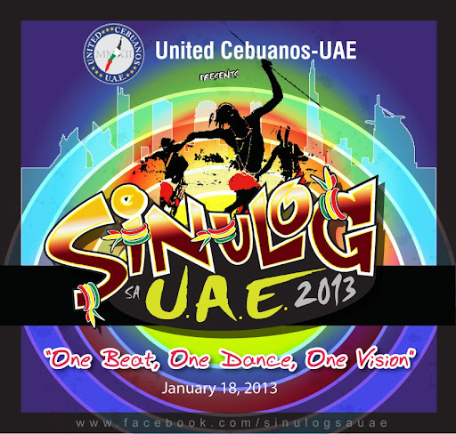 Sinulog in UAE