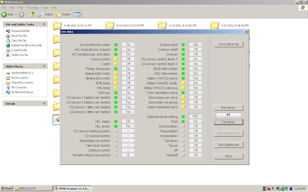 Kmoy2002 - BMW Diagnostic Scanner PA Soft 1 4 Settings - E46Fanatics