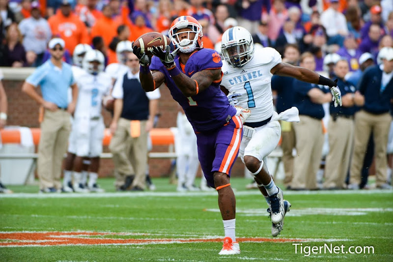 Clemson vs The Citadel Photos - 2013, Football, Martavis Bryant, The Citadel