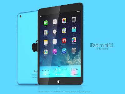 iPad mini c Concept Image Martin Hajek