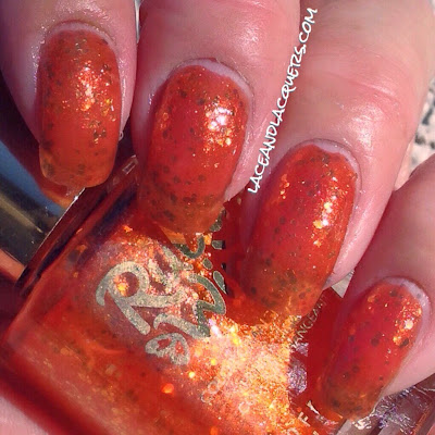 Lace And Lacquers Ruby Wing Wicked West Collection Part