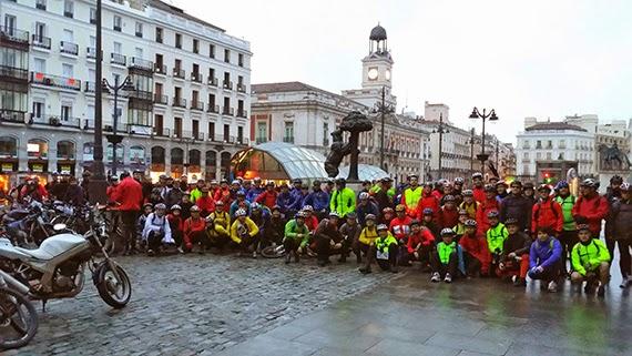 Red MTB 2014 a Manzanares el Real, los guías de 'en bici por madrid'