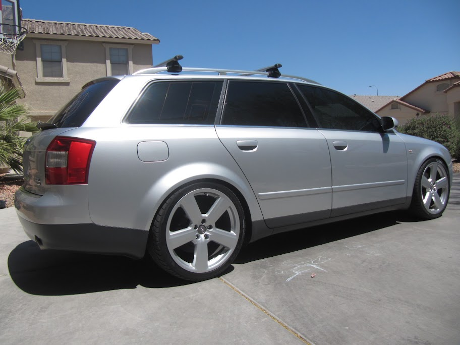 2002 audi a4 avant 3 0l v6 quattro 93k. Black Bedroom Furniture Sets. Home Design Ideas