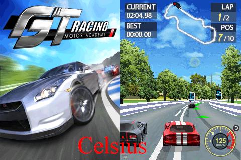 GT Racing Motor Academy – Đường đua khốc liệt