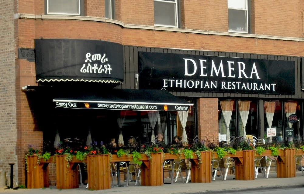 Demera Restaurant (4801 N Broadway) Is Featured On Groupon Today, With Your  Choice Of Five Different Dining Deals At Half Off, Starting At $14.