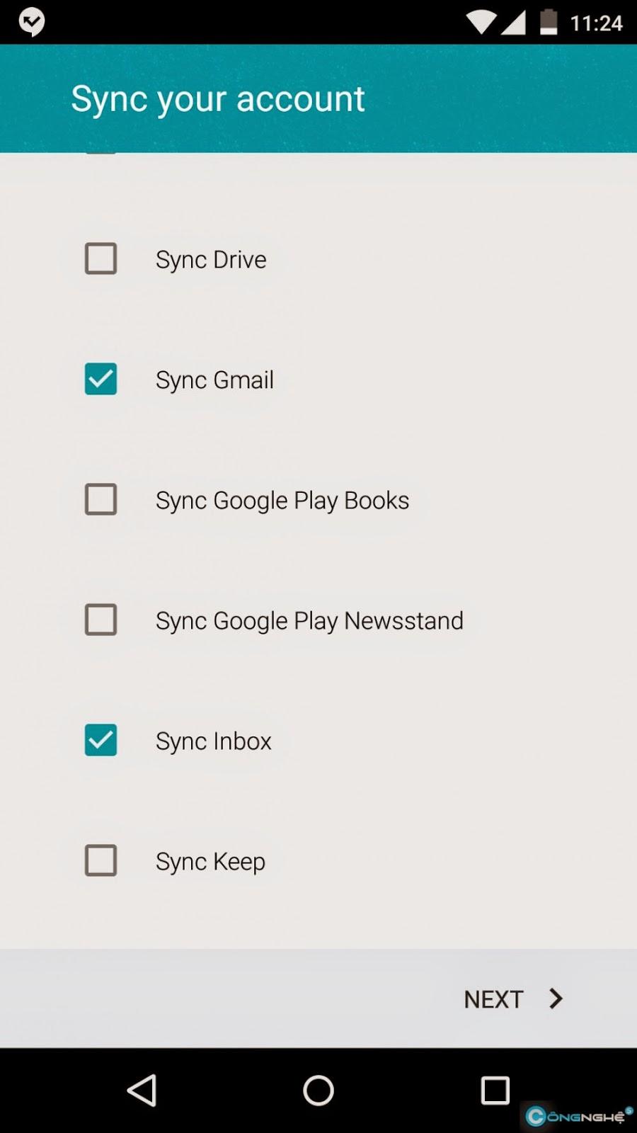 Hướng dẫn dùng Inbox by Gmail không cần invite - 53690