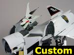 VF-4 Lightning III Commander Type Hikaru Ichijo Custom