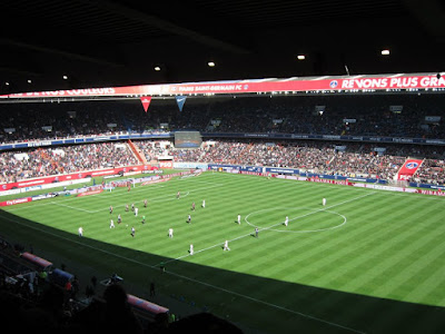 Paris Saint-Germain - Sochaux