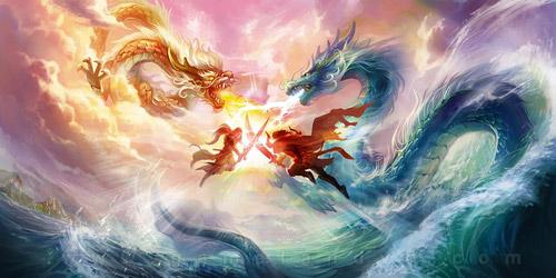 Lục Mạch Thần Kiếm chuẩn bị ra mắt game thủ Việt 2