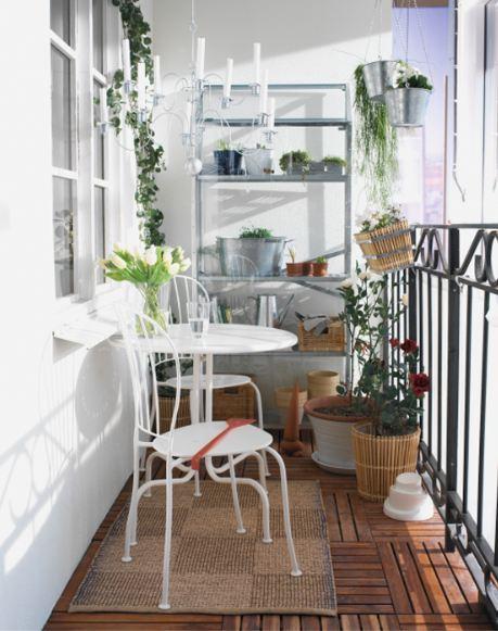 decoraci n de balcones por ikea