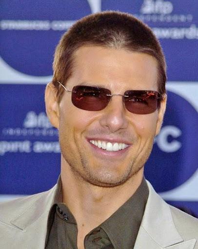 Tom Cruise Hairstyles