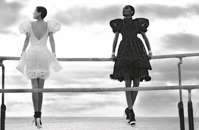 Chanel Spring Summer 2012 Ad Campaign