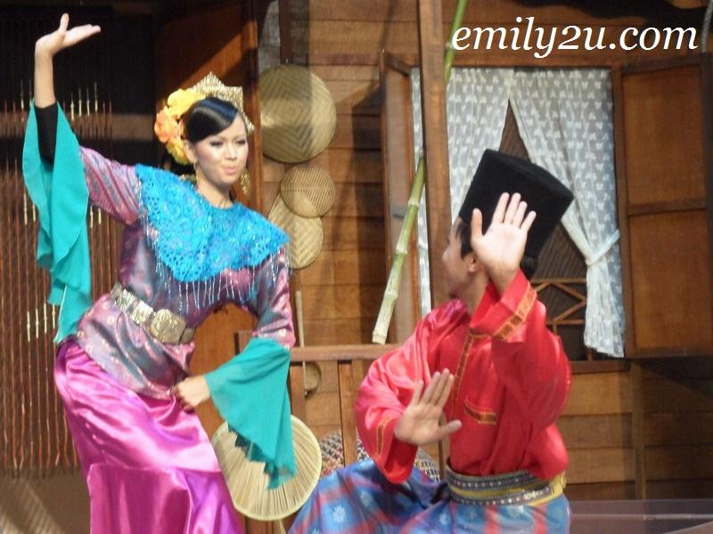 Hari Raya dance