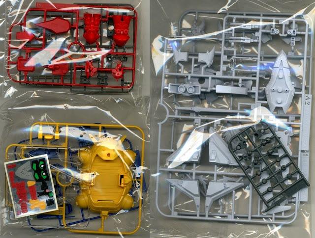 Mô hình XI Gundam Hathaway's Flash BB-386 SD Gundam sản xuất tại Nhật Bản