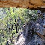 Small cave between Pisgah Rock and Erskine Creek (143985)