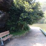 Bobbin Head end of the Gibbergong track (118906)