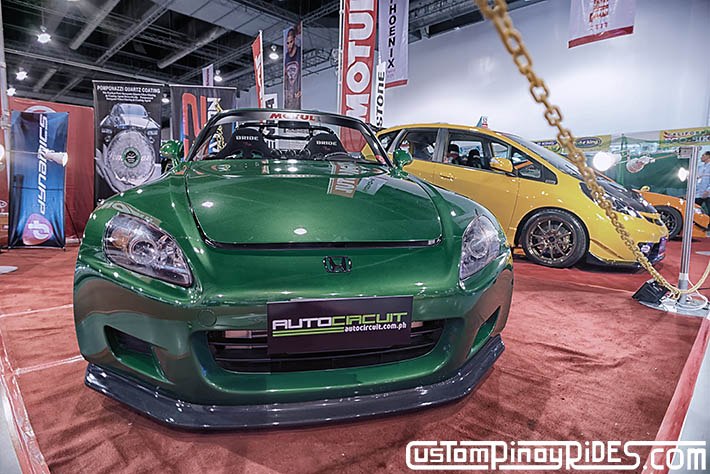 Bong Hilario 2004 Honda S2000 by H3 Autoworks Custom Pinoy Rides pic3