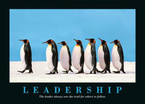 Leadership Checklist For 2012