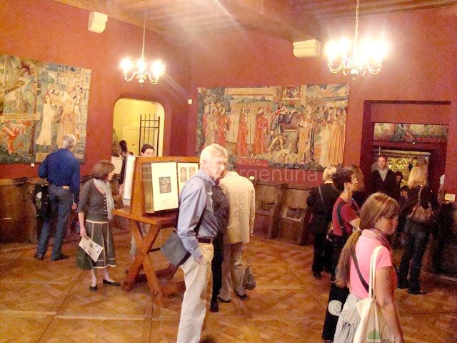 Jornadas de Patrimonio, Museo de Cluny y Termas, París, Saint Michel, Elisa N, Blog de Viajes, Lifestyle, Travel