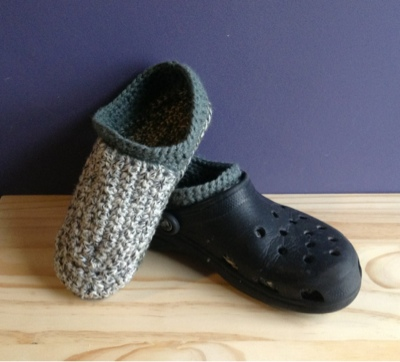 Knitter's Review Forums - Croc liner pattern????