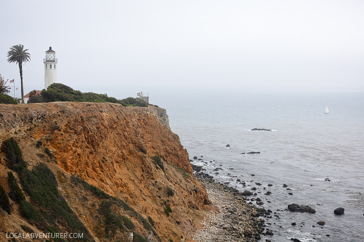 Point Vincente Lighthouse (Ultimate Los Angeles Bucket List).
