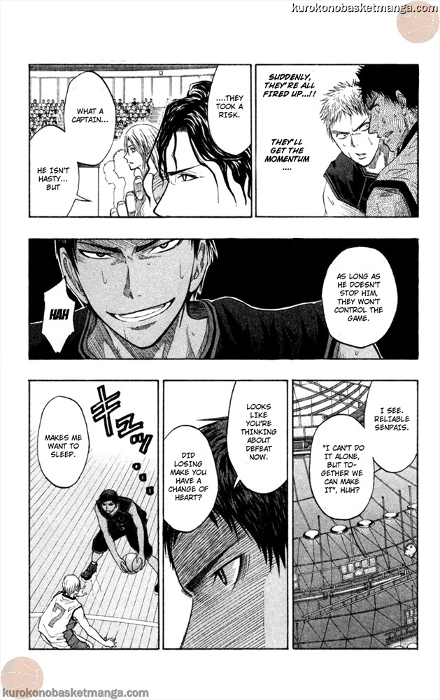 Kuroko no Basket Manga Chapter 64 - Image 17