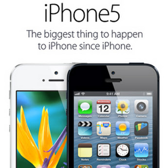 iPhone5 about