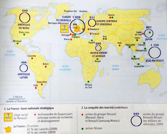 Les Strat 233 Gies D Une Firme Transnationale La Salle C02