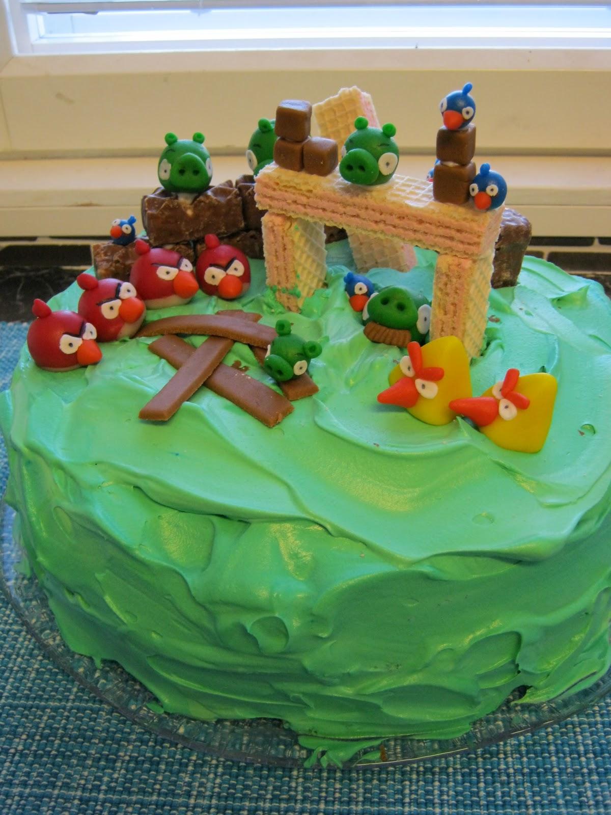 Angry Birds Kakku