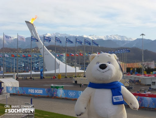 Day 15 - Sochi selfie of Bear.jpg