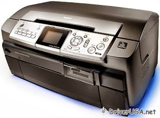 download Epson Stylus Photo RX700 printer's driver