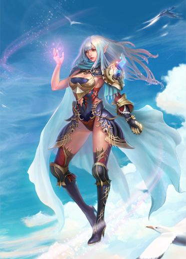 Loạt ảnh tuyệt đẹp của game Vaan Online - Ảnh 8