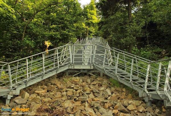 Platforma widokowa na Łysej Górze