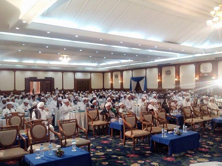 Habib Umar bin Hafidz Jadi Narasumber Utama Multaqa Ulama Nasional di Mataram