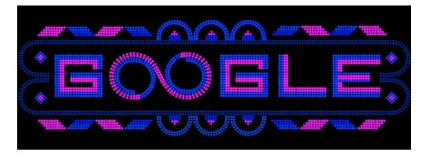 Animated Google Doodle – Unsquare Dance – Video