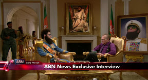 The Dictator to Larry King: Obama was born in Kenya