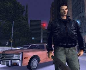 GTA Update Peek Screenshot of Grand Theft Auto V