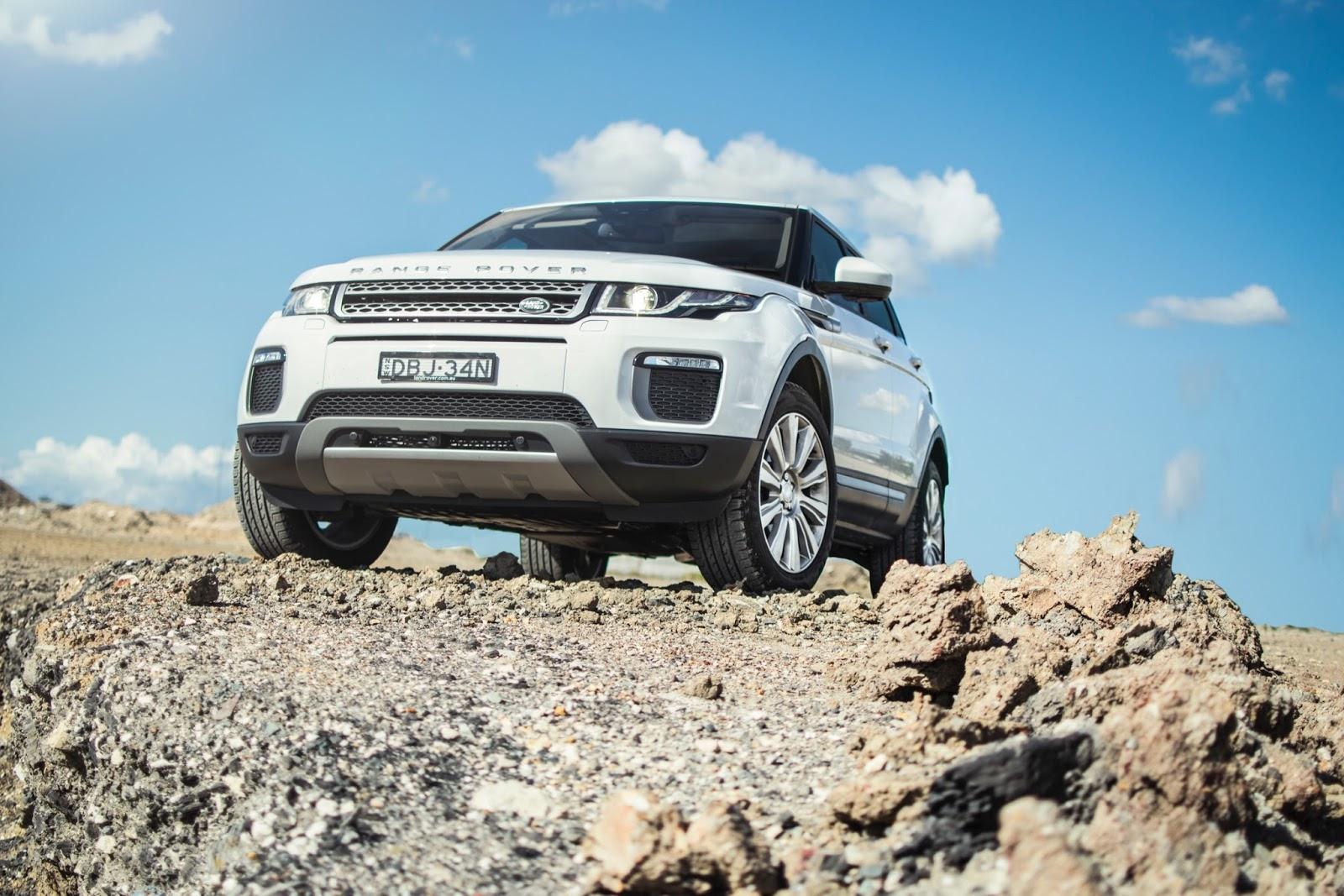 Ngoại hình tuy nhỏ, nhưng cực kỳ đậm chất Land Rover