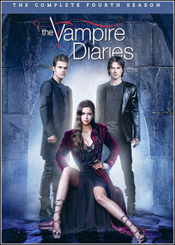 Download - The Vampire Diaries  - 4º Temporada - Dual Áudio (2013)
