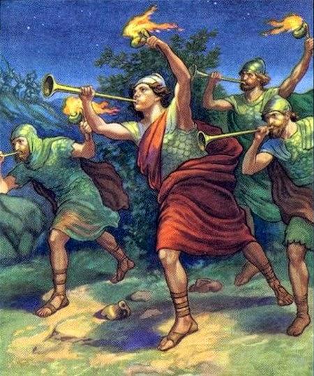 Gideona zobens