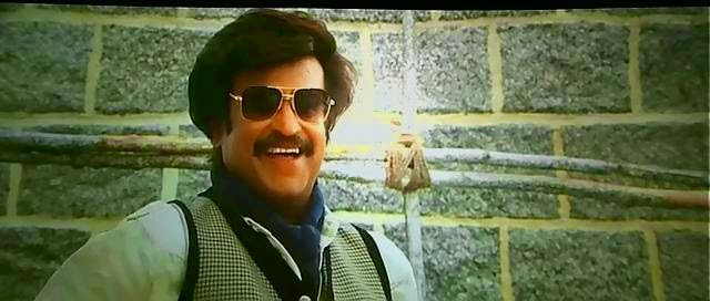 Screen Shot Of Hindi Movie Lingaa (2014) (Hindi) Download And Watch Online Free at Alldownloads4u.Com