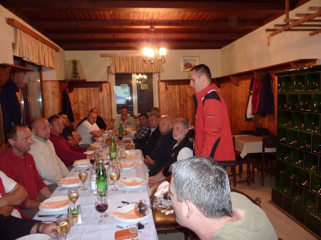 Okupljanje sponzora obnove pl. doma Žitnica