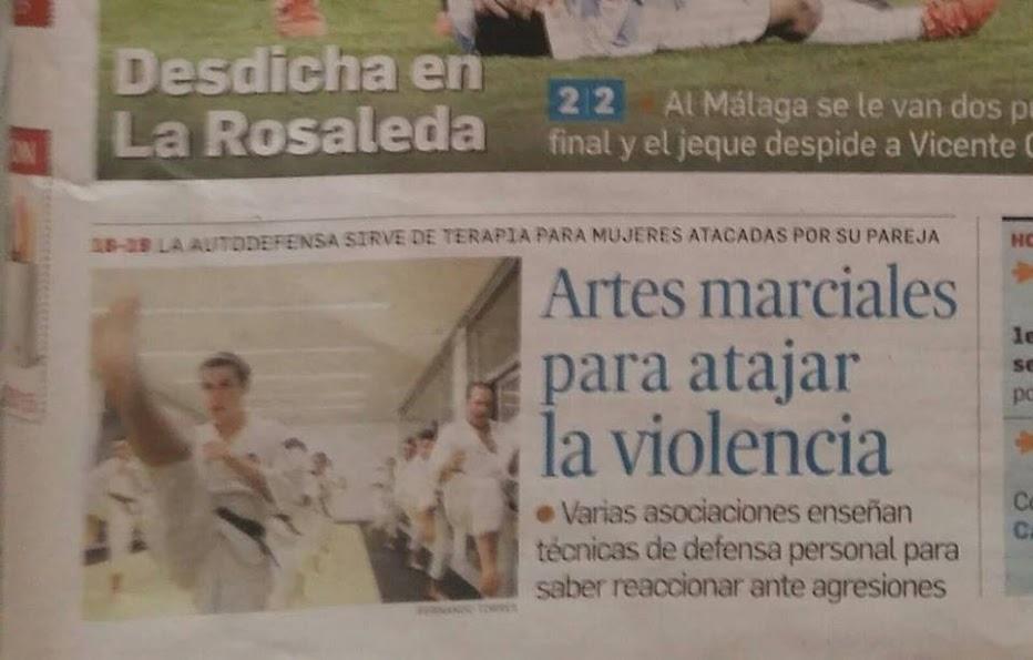 artículo en Málaga Hoy