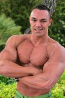Rock Hard Bodybuilder - Marcel Marlin