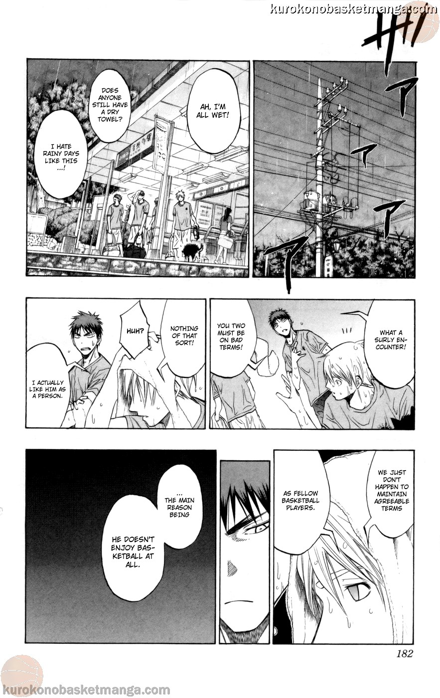 Kuroko no Basket Manga Chapter 79 - Image 16