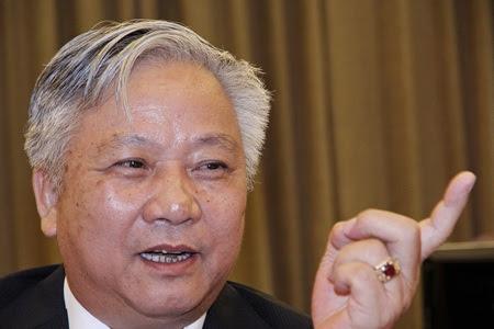 Mr. Đào Ngọc Thanh- Tổng giám đốc Công ty cổ phần Đầu tư và Phát triển Đô thị Việt Hưng