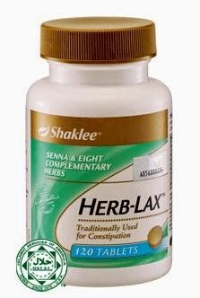 Herb-Lax-Shaklee-Untuk-Detoks-Kempiskan-Perut-Dengan-Cepat