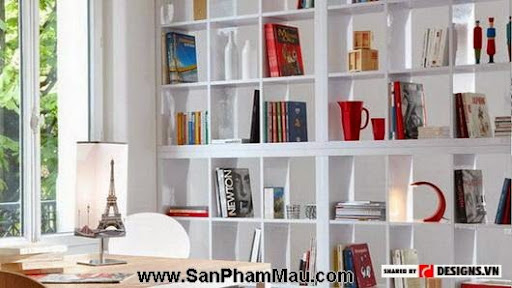 Ý tưởng thiết kế phòng đọc sách hiện đại-11